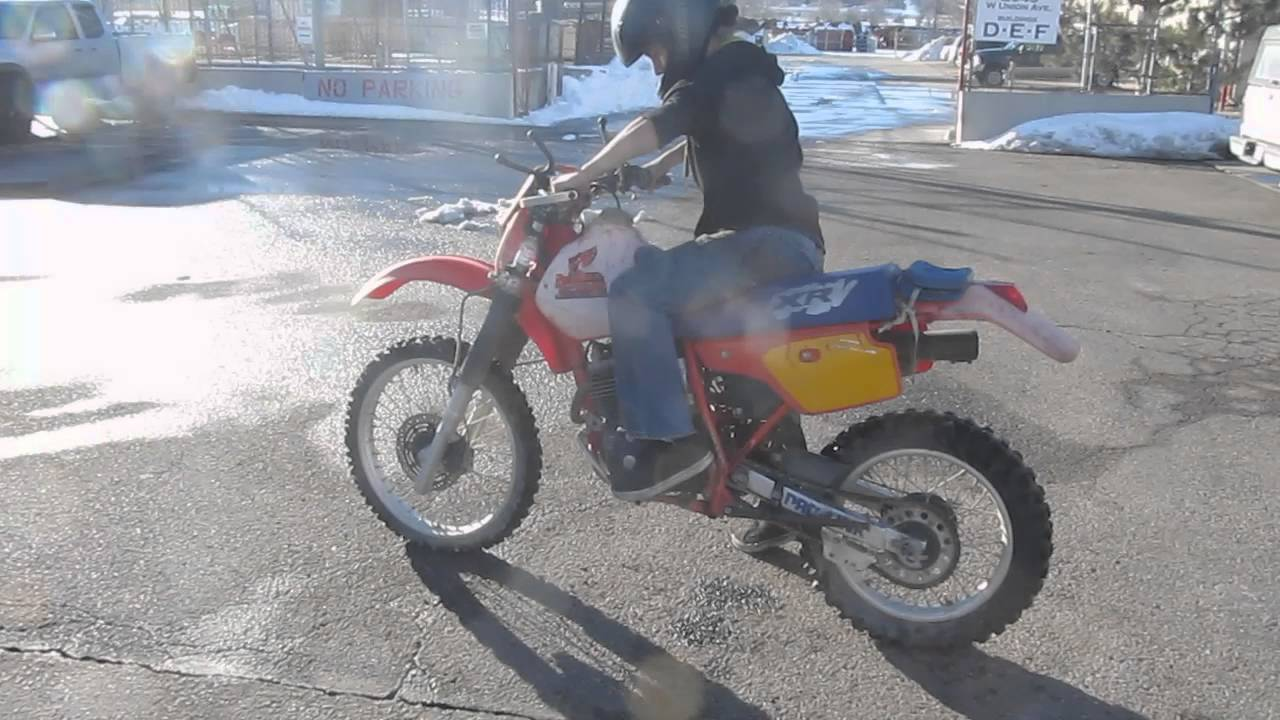 1985 honda xr350r motor and parts for sale on ebay youtube for Ebay motors parts for sale