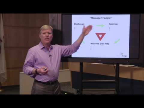 Message Triangle   D Maier Donor By Design Group