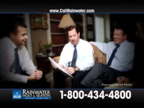 Arkansas Strong Commercial - Arkansas Personal Injury Lawyer, Rainwater, Holt & Sexton