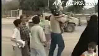 バクダット陥落・第二部 APF通信社・長井ディレクターによるイラクから...