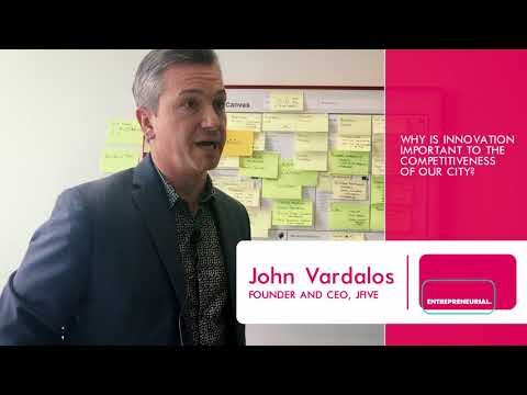 A Calgary that Works - John Vardalos - Entrepreneurial