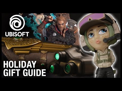 Holiday Gift Guide: Assassin's Creed Valhalla, Watch Dogs: Legion, Siege and More | Ubisoft [NA]