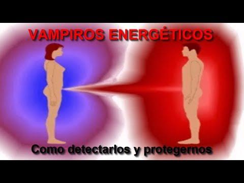 VAMPIROS ENERGTICOS (Como Detectarlos y Protegernos de ellos)