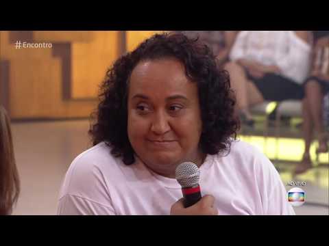 Encontro Com Fátima B. 21/02/2019 - Marília Perdeu Filho De 14 Anos No Incêndio No CT Do Flamengo