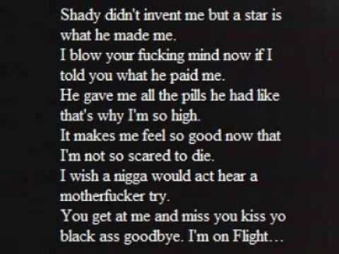 50 Cent   Flight 187 with Lyrics