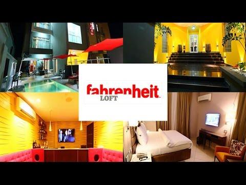 Loft fahrenheit and maison fahrenheit hotels in lagos nigeria difference