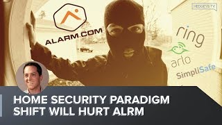 Home Security Paradigm Shift Will Hurt ALRM