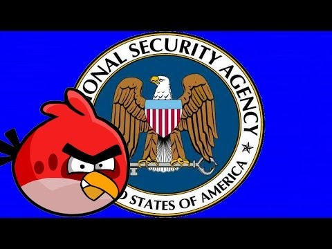 NSA Is Spying...Through Angry Birds?