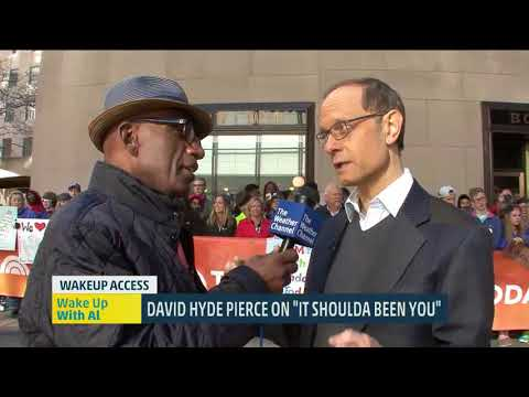 David Hyde Pierce Talks Broadway