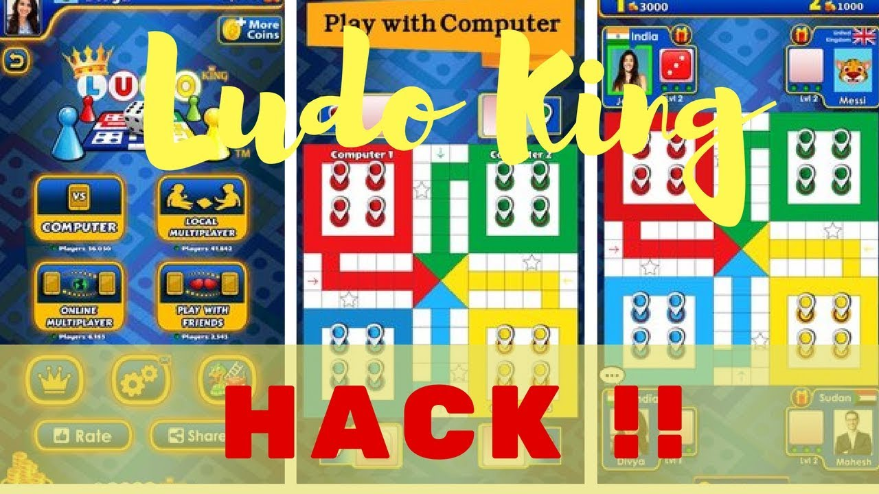 Ludo King Hack- How to get unlimited coins in ludo king|Ludo king hack with  proof || 6 Sense Gaming