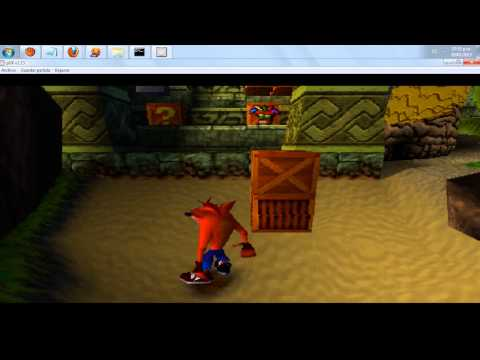 COMO DESCARGAR CRASH BANDICOOT PARA PC