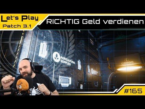 Star Citizen 3.1 🕹️ Mal so richtig Geld verdienen... | LetsPlay [Deutsch/German]