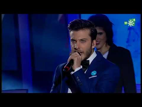 Blas Canto- In your bed- gala unicef 2017