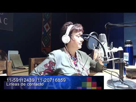 HIJOS DE SANTIAGO Y MPMK X RADIO TÚPAC 16-11-17