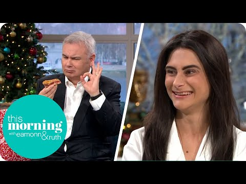The Apprentice Winner Carina Lepore Gets Eamonn's Approval | This Morning