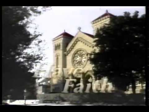HAVE FAITH opening credits 80s sitcom