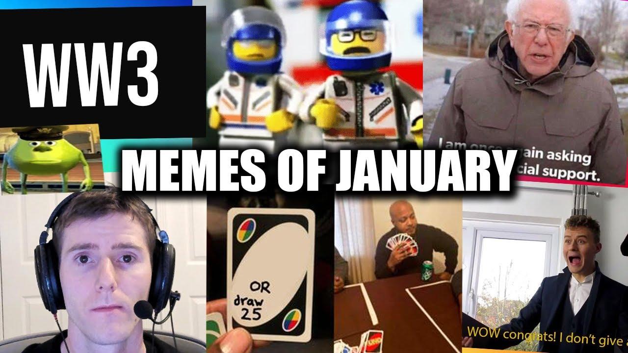 Memes Of January 2020 Youtube