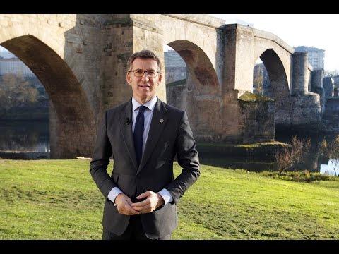 Mensaxe de fin de ano do presidente da Xunta de Galicia 2016