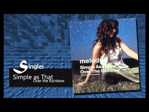 melody. -Simple As That.