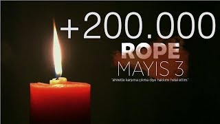 Rope - Mayıs 3 (Lyric Video) #Mayıs3