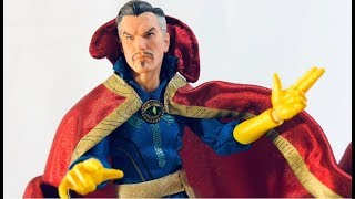 Unboxing Mezco's One:12 Collective Doctor Strange