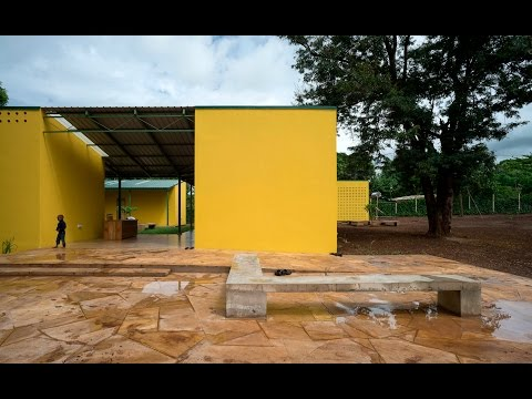 'An inspiring example of architects working with underprivileged communities': Jenni Reuter