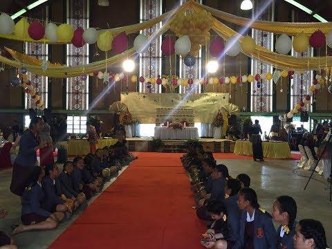 Royal Luncheon - Tonga High School - 70th Anniversary Celebration