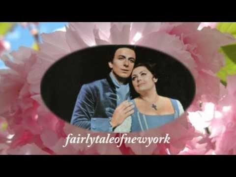 """Margaret Price & Mikael Melbye - W.A. Mozart """"Die Zauberflöte""""  Bei Männern"""