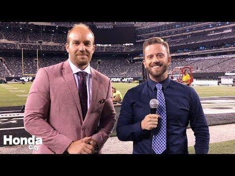 Josh Allen still rolling, Devin Singletary update | Breaking down Bills win over Giants