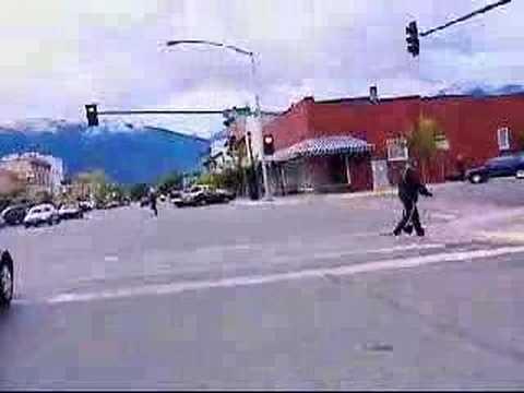 Downtown Hamilton, Montana