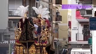 Jesús Despojado y Virgen de los Dolores y Misericordia por Zaragoza (Semana Santa Sevilla 2018)