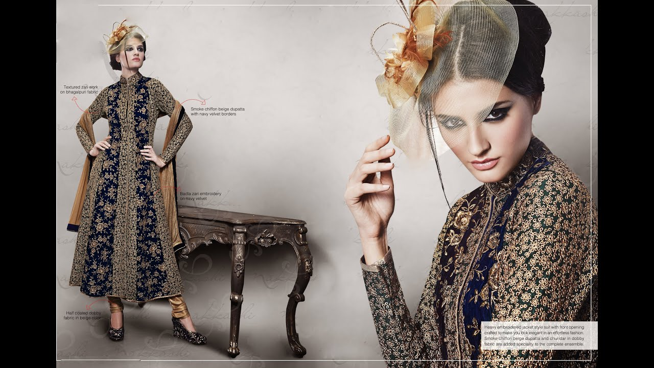 378439cbb1 anarkali suits online shopping in india.Authentic elegance can come out as  a results of the dressing trend with this Black Georgette Unstitched Salwar  .