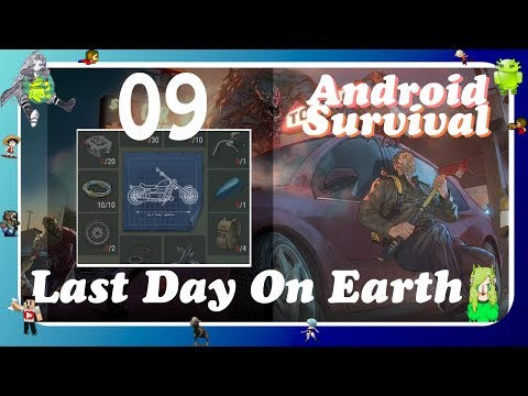 DER CHOPPER MUSS HER ❤ #09 Last Day On Earth Survival Android deutsch german ❤ Let's Play 4k