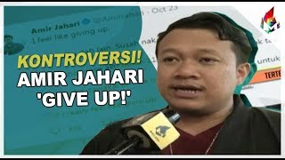 amir Jahari interview