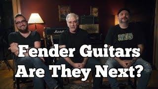Fender Guitars - Is The John Mayer PRS Bad News for Fender?