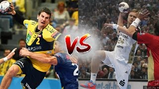 Aron Palmarsson VS Andy Schmid | HANDBALL | Who is better?