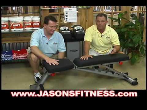 Body Solid Bench-SouthFit TV