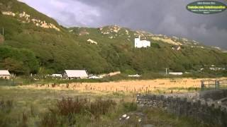 Walk from Hendre Mynach camp site to Barmouth town