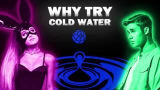 "Baixar Justin Bieber Vs. Ariana Grande - ""Why Try Cold Water"" (Mashup)"