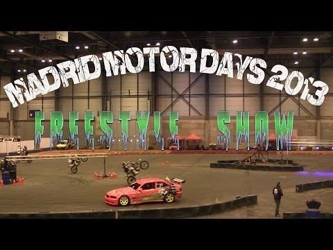 Madrid Motor Days 2013 - Freestyle Show Gymkhana Completo