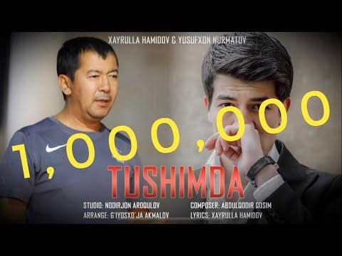 Xayrulla Hamidov & Yusufxon Nurmatov - Tushimda | Хайрулла Ҳамидов & Юсуфхон Нурматов - Тушимда
