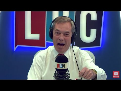 The Nigel Farage Show: Is it now time to accept Brexit and move on? Live LBC - 3rd January 2018