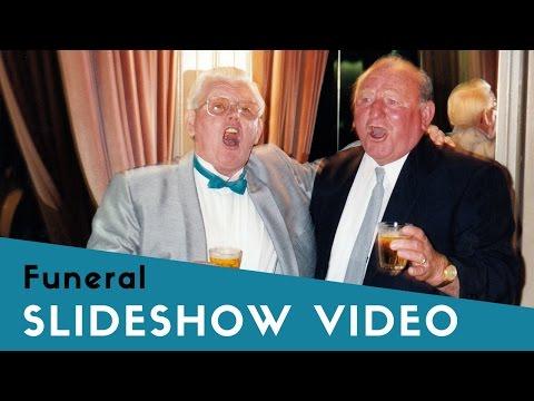 Funeral Memorial Presentation Slideshow Sutherland Shire Sydney