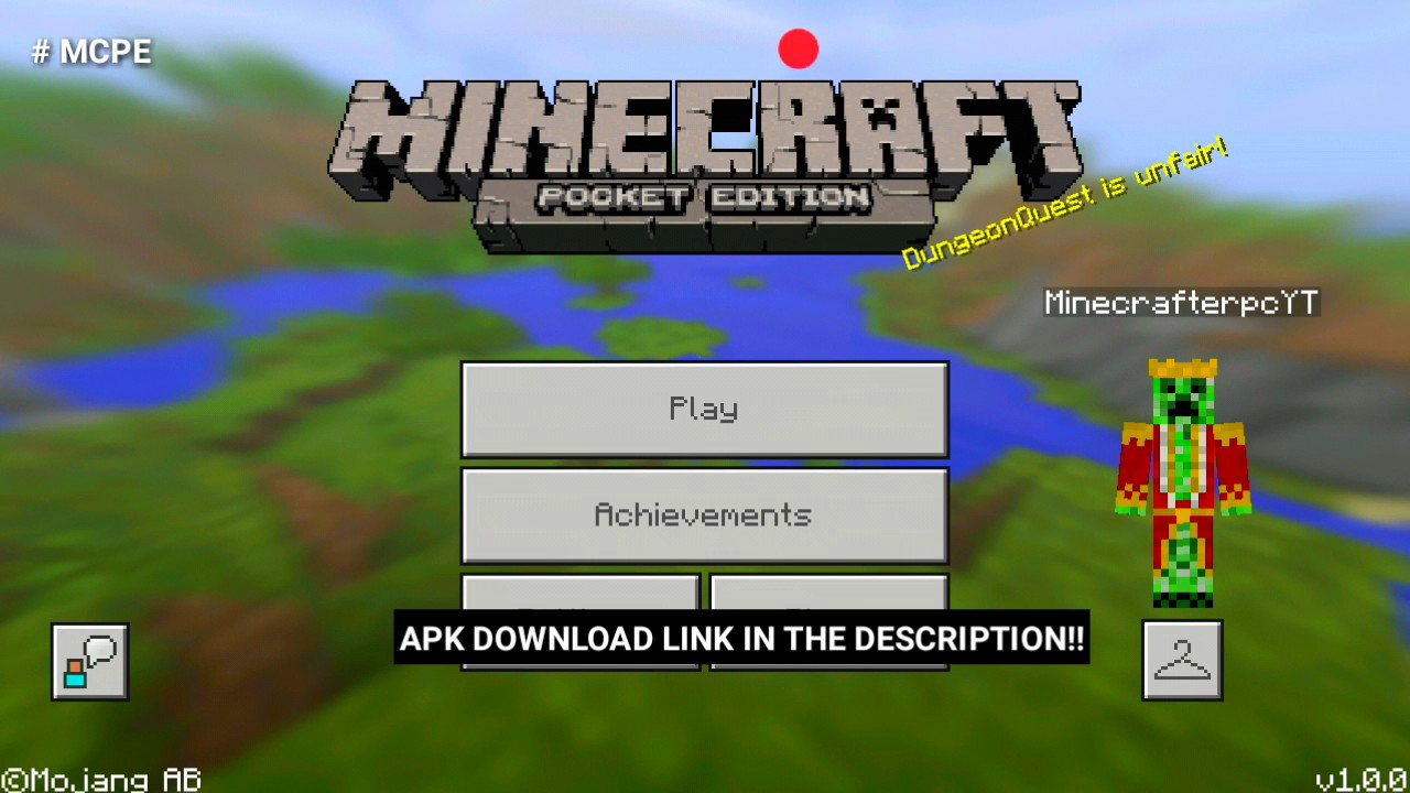 Minecraft PE 103 ALL SKIN PACKS TEXTURE PACKS AND