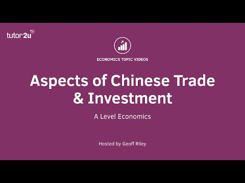 China - Trade and Investment