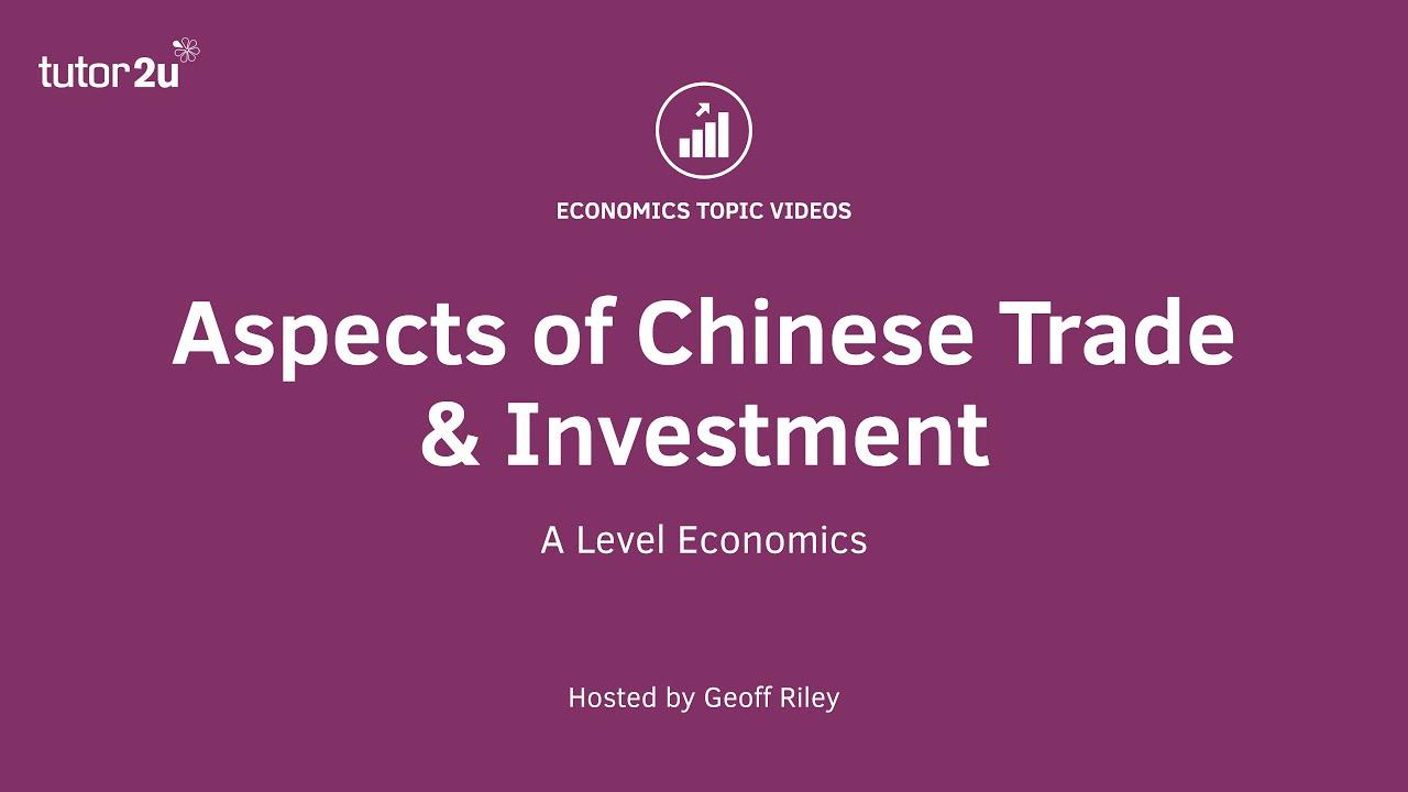 b74b95d540 China - Economic Growth and Development | Economics | tutor2u