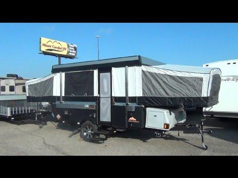 NEW 2017 Somerset E3 Box Pop Up Camper   Mount Comfort RV