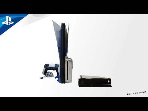 PS5 Reveal Trailer 2020! - But it's low budget.