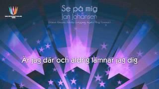 """[1995] Jan Johansen - """"Se på mig"""""""