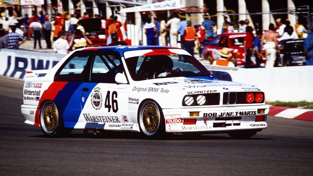 30th Anniversary of BMW M3: Ep 13 - Series 3 - Shannons Legends of Motorsport